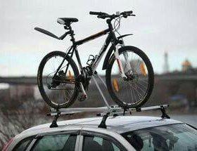 Багажник на крышу для Лада Калина