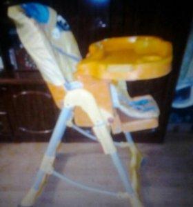 Детский стульчик, классический.