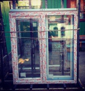 Пластиковые окна под ключ Exprof