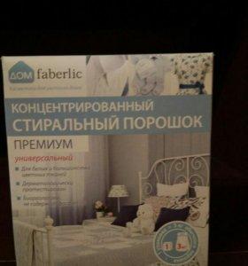 Концентрированный стиральный порошок Faberlik