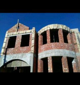 Строем крышу