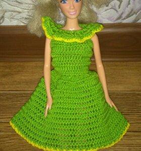Платье для Барби