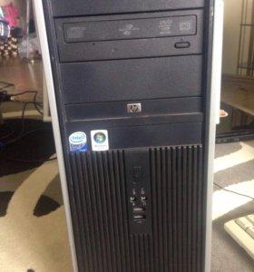 Компьютер нр 4 ядра,возможен обмен