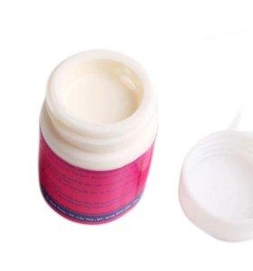 Очишающий белый гель-паста