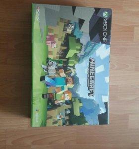 Xbox one s 500gb Minecraft