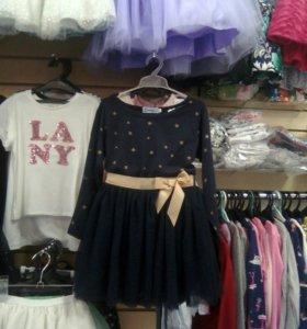 Костюм ( футболка + юбка)
