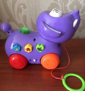 """Музыкальная игрушка """"Слоник"""""""