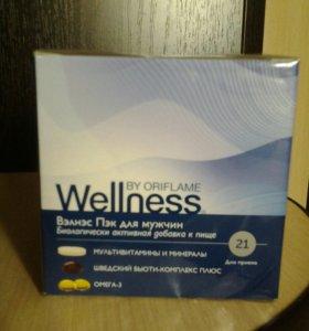 Витамины Welness для мужчин