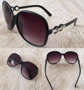 Очки солнцезащитные, новые