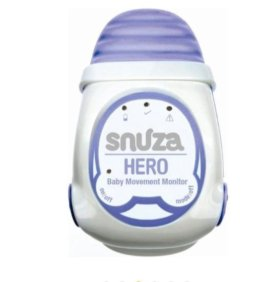 Монитор дыхания SNUZA Hero Новый
