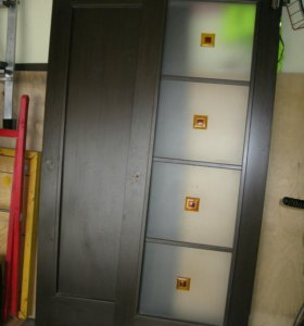 Межкомнатные двери 2шт