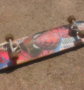 Обычный скейт