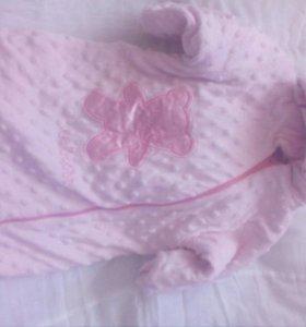 мешок для новорожденных