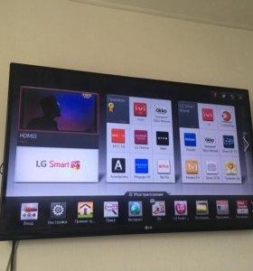 Телевизор LG SMART TV диагональ 47 дюймов