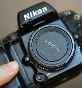 Пленочный фотоаппарат nikon N90s