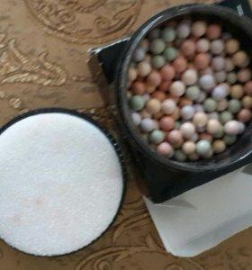 пудра-шарики с корректирующим эффектом