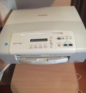 Принтер-сканер-ксерокопия