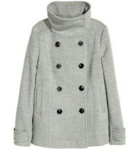 Пальто h&m, новое, 42-44