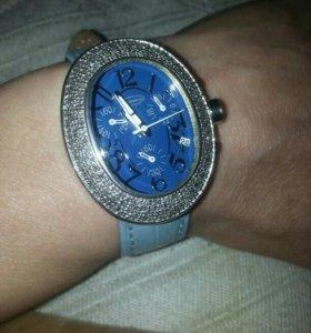 Бриллиантовые часы 3 ct оригинал