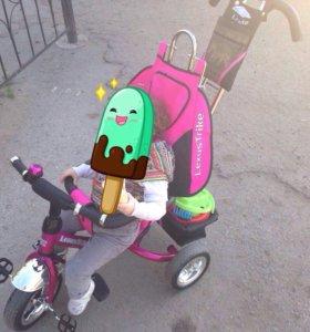 """Детский трехколесный велосипед """"Lexus Trike"""""""