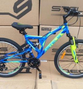 Новый Подростковый велосипед STELS Mustang V