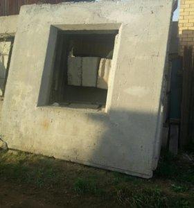 Панели стеновые ЖБИ