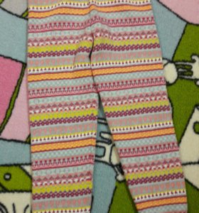 Тёплые штанишки рейтузы