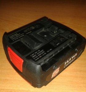 Аккумулятор BOSCH 14,4 Volt