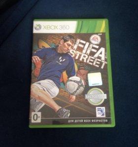FIFA street x-box 360
