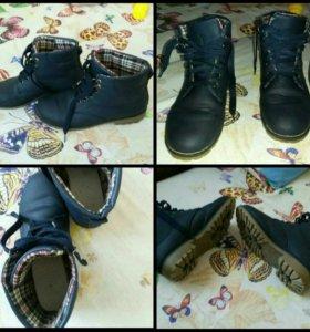 Ботинки 39-40