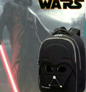 Новый рюкзак Star Wars.