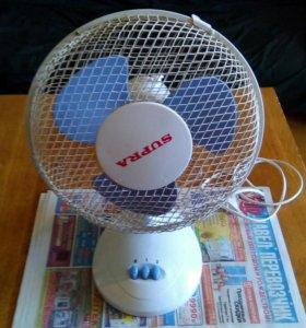 Настольный вентилятор supra