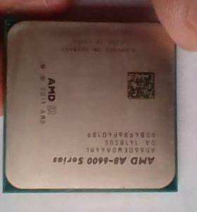 Процессор AMD A8