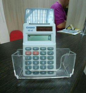 Калькулятор,, CASIO,,мини,Япония,2015г