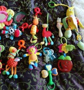 Игрушки tiny love и другие
