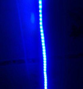 Яркая светодиодная лента