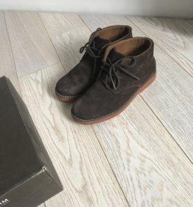 Ботинки на мальчика обувь Florsheim