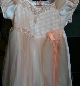 Платье 2-4 года