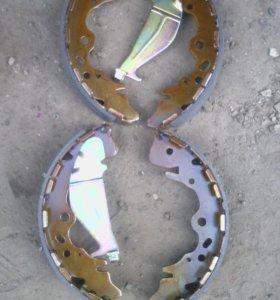 колодки тормозные задние для Hyundai H1/Starex