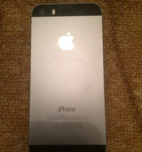 IPhone 5s space Grey lte