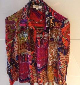 Рубашка Hermes Paris