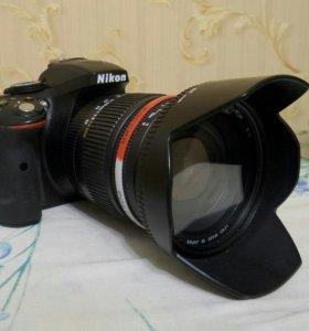 Nikon D5300+Sigma 17-50f2.8
