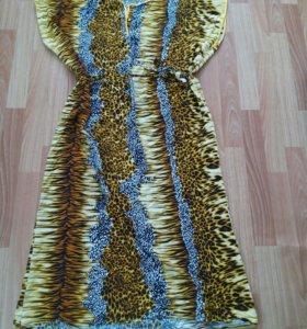 Новое платье р.56-60