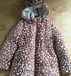 Куртка H&M демисезон. 128