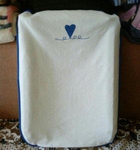 Губка-лежак для малышей