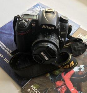 Nikon D7000, Nikkor 50mm f/1.8D AF
