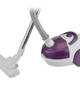 Пылесос CENTEK CT-2515 (фиолет-бел)