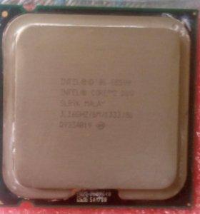 Процессор Intel core 2 duo e8500 сокет 775