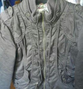 Куртка б/у. Размер 40-42