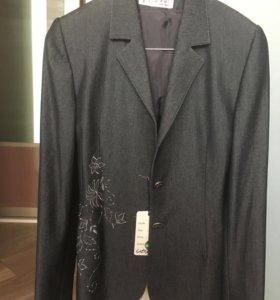 Пиджак Новый 42р